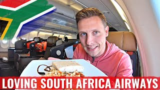 Download MY CRAZY 18 HOUR FLIGHT on SOUTH AFRICAN AIRWAYS BUSINESS CLASS Video