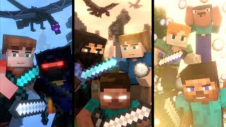 Download Skywars: FULL TRILOGY (Minecraft Animation) [Hypixel] Video