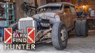 Download Crazy Cars in storage units next to College campus | Barn Find Hunter - Ep. 63 (Part 4/4) Video