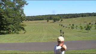 Download 100 Yard Shot with a bow Video