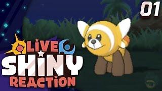 Download [LIVE] EPIC SHINY STUFFUL! | 91 ENCOUNTERS! [SOS Method] - Pokémon Sun & Pokémon Moon - hi im twit Video