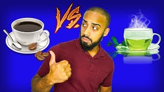 Download Coffee vs Green tea, which one is better for intermittent fasting ? (New Study) Video