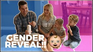 Download GENDER REVEAL!! WE CAN'T BELIEVE IT!! 👶💚 Video