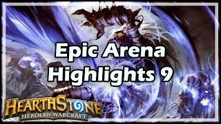 Download [Hearthstone] Epic Arena Highlights 9 Video