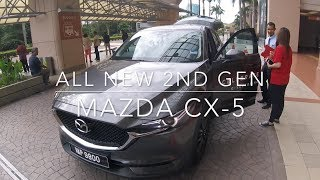 Download 2018 Mazda CX-5 (2.0 Petrol & 2.2 Diesel ) Full In Depth Review | EvoMalaysia Video