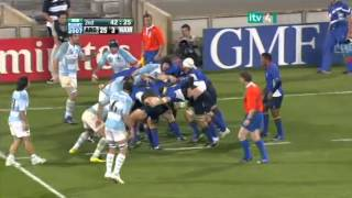 Download Rugby 2007. Pool D. Argentina v Namibia Video