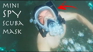 Download BREATHE UNDERWATER With Just a MASK?!?! - Easy James Bond SCUBA Build (Building Your Ideas #1) Video