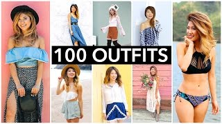 Download 100 Outfit Ideas! Evolution of Fashion By Ally! Video