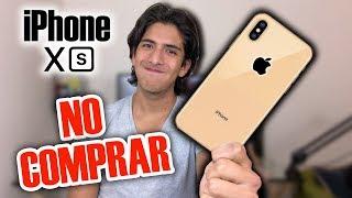 Download 5 razones para NO COMPRAR el iPHONE XS Video