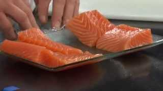 Download How to Pan Sear Salmon Video