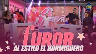 Download Furor con los coaches de La Voz Kids - El Hormiguero Video
