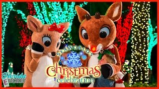 Download Florida E-Ticket - 'SeaWorld's Christmas Celebration' - Dec. 10, 2016 Video