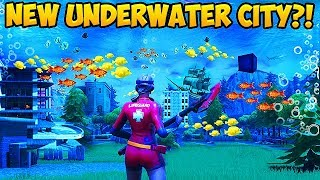 Download NEW UNDERWATER CITY?! *SEASON 6 LEAK* - Fortnite Funny Fails and WTF Moments! #305 Video