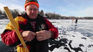 Download Ice Fishing with Bob and Phil 2018 Part 1 Video