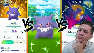Download EVOLVING GENGAR? WHICH NEW GENGAR IS THE BEST IN POKÉMON GO? (Shadow Claw VS Lick) Video