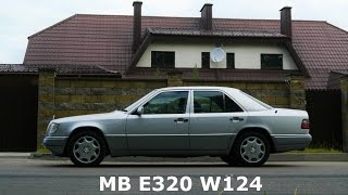 Download Mercedes-Benz E320 (W124), sale - КлаксонТВ Video