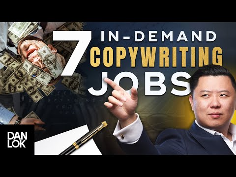 7 Most In Demand Copywriting Projects That Can Make You Money