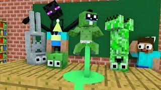 Download Monster school : ZOMBIE BABY BOOTLE FLIP - MINECRAFT ANIMATION Video