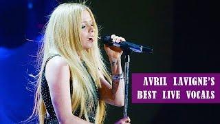 Download Avril Lavigne's Best Live Vocals Video