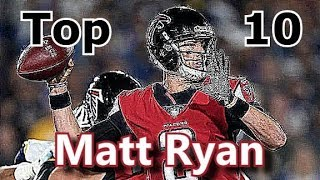 Download Matt Ryan Top 10 Plays of Career Video