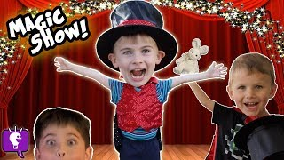 Download HobbyKadabra Silly Kids Magic Show! Video