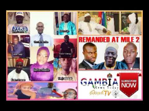 GAMBIA TODAY TALK 17TH JULY 2021