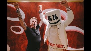 Download Marshmello Tells Us If He'll Ever Reveal Himself Video