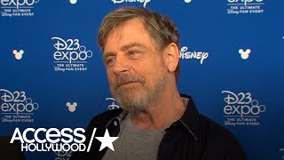 Download Mark Hamill On 'Star Wars: The Last Jedi': 'It's Very Different' Than 'Force Awakens' Video