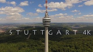 Download STUTTGART in 4K : Solitude, Mercedes Benz Arena, Cannstatter Wasen TIMELAPSE DROHNE DJI Phantom OSMO Video