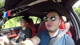 Download What is it like to own a BMW M3 Comp Pack? Video