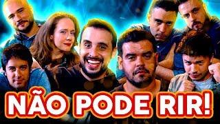 Download NÃO PODE RIR! com Cezar Maracujá, Daniel Curi, Felipe Absalão e Kwesny Video