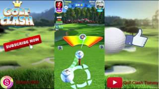 Download Golf Clash tips, Hole 7 - Par 3, 1 Year Anniversary tournament - ROOKIE, GUIDE/TUTORIAL Video