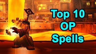 Download Classic WoW: Top 10 Overpowered Spells & Abilities Video
