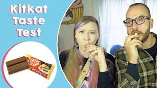 Download Special Kit Kat Taste Test Video