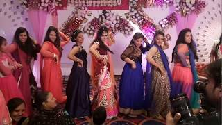 Download Dance performance by bride n sisters Video