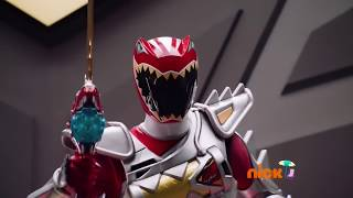 Download Titano Charge Megazord Debut Fight | Power Rangers Dino Super Charge Episode 10 Video