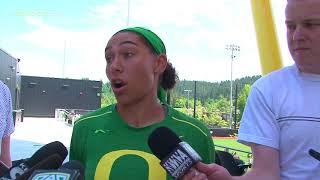 Download Shannon Rhodes Previews NCAA Regionals Video