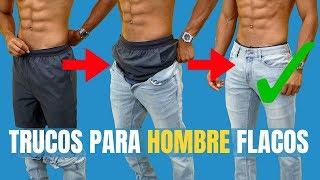Download 8 Trucos Para Que Hombres Delgados Se Vean Bien (Cómo Vestirse Si Eres Flaco) Video