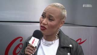Download Emeli Sandé Red Carpet Interview - AMAs 2016 Video