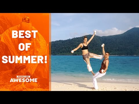 The Best Of Summer Sports | People Are Awesome