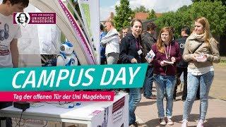 Download Campus Day (Open Day) der Otto-von-Guericke-Universität Magdeburg | OVGU Video