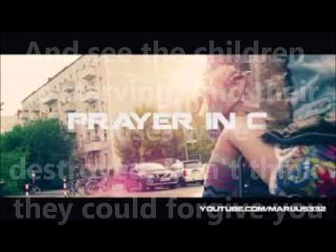 "Lilly Wood & The Prick and Robin Schulz-""Prayer In C"" LYRICS"