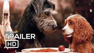 Download LADY AND THE TRAMP Official Trailer (2019) Disney, Live-Action Movie HD Video
