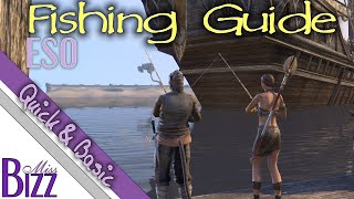 Download ESO Fishing Guide - How to catch rare fish in ESO - How to get Perfect Roe in Elder Scrolls Online Video