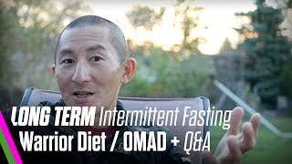 Download Long-term Intermittent Fasting | 2 Years of IF | Is it sustainable? Q and A Video