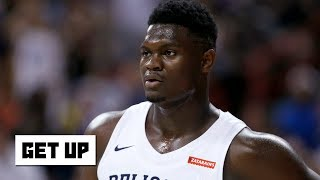 Download Zion is 'significantly overweight' and he's not in shape - Seth Greenberg | Get Up Video