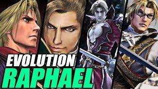 Download Evolution of Raphael Sorel from SoulCalibur (2002-2018) Video