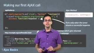 Download Ajax Tutorial (Level 1) Video