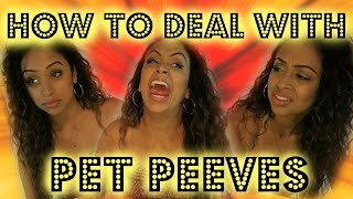 Download HOW TO DEAL WITH PET PEEVES | Lizzza Video