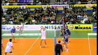 Download 1998 FIVB World Championship Volleyball YUG - ITA Gold medal Video